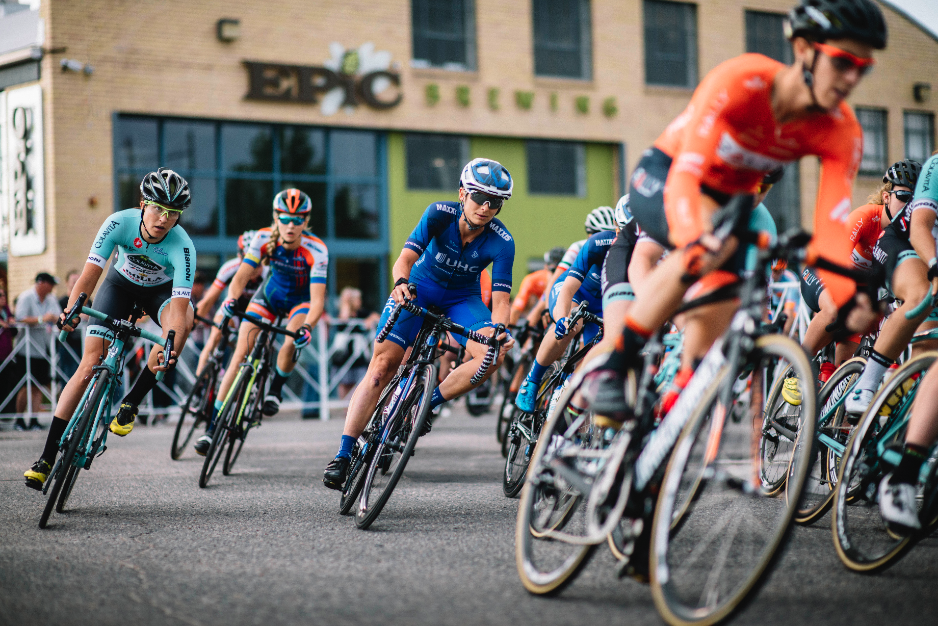 Photo: Colorado Classic Women's Race