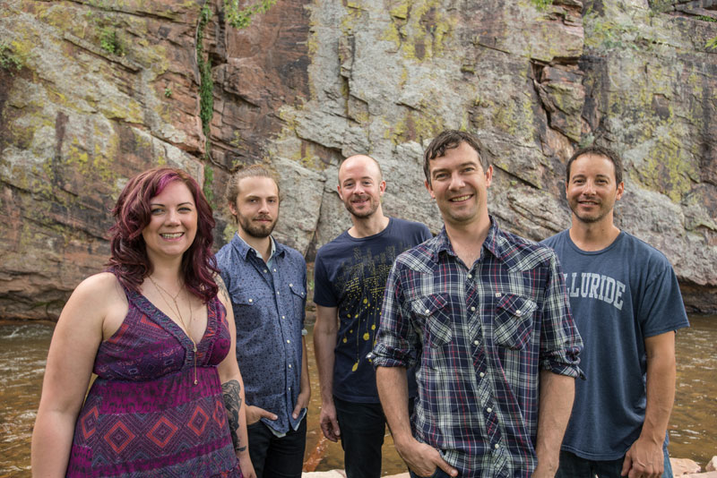 Photo: Yonder Mountain String Band