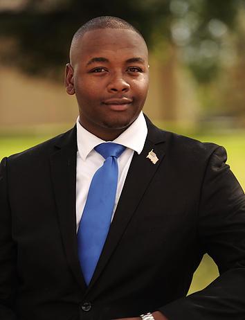Photo: Denver School Board candidate Tay Anderson