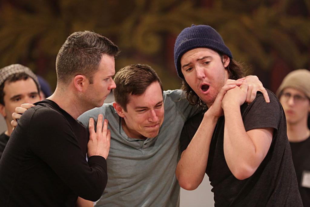 Central City Opera Rehearses Billy Budd