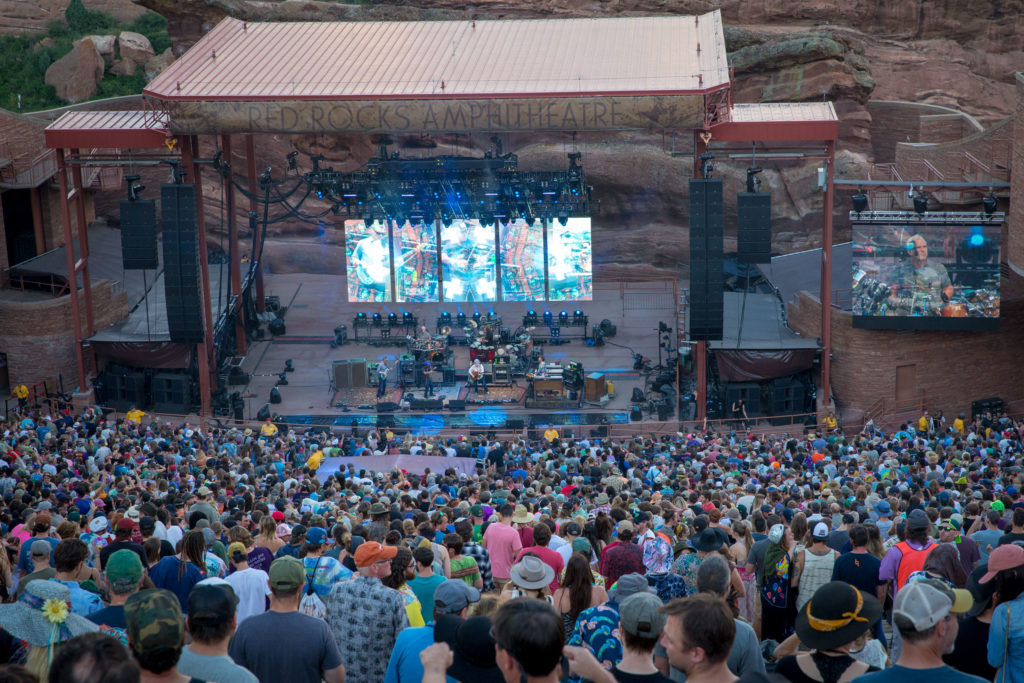 American Sign Language Translators Red Rocks