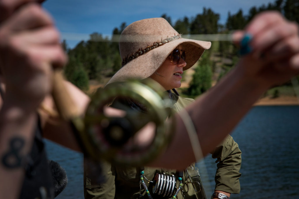 Women Flyfishing Scholarship