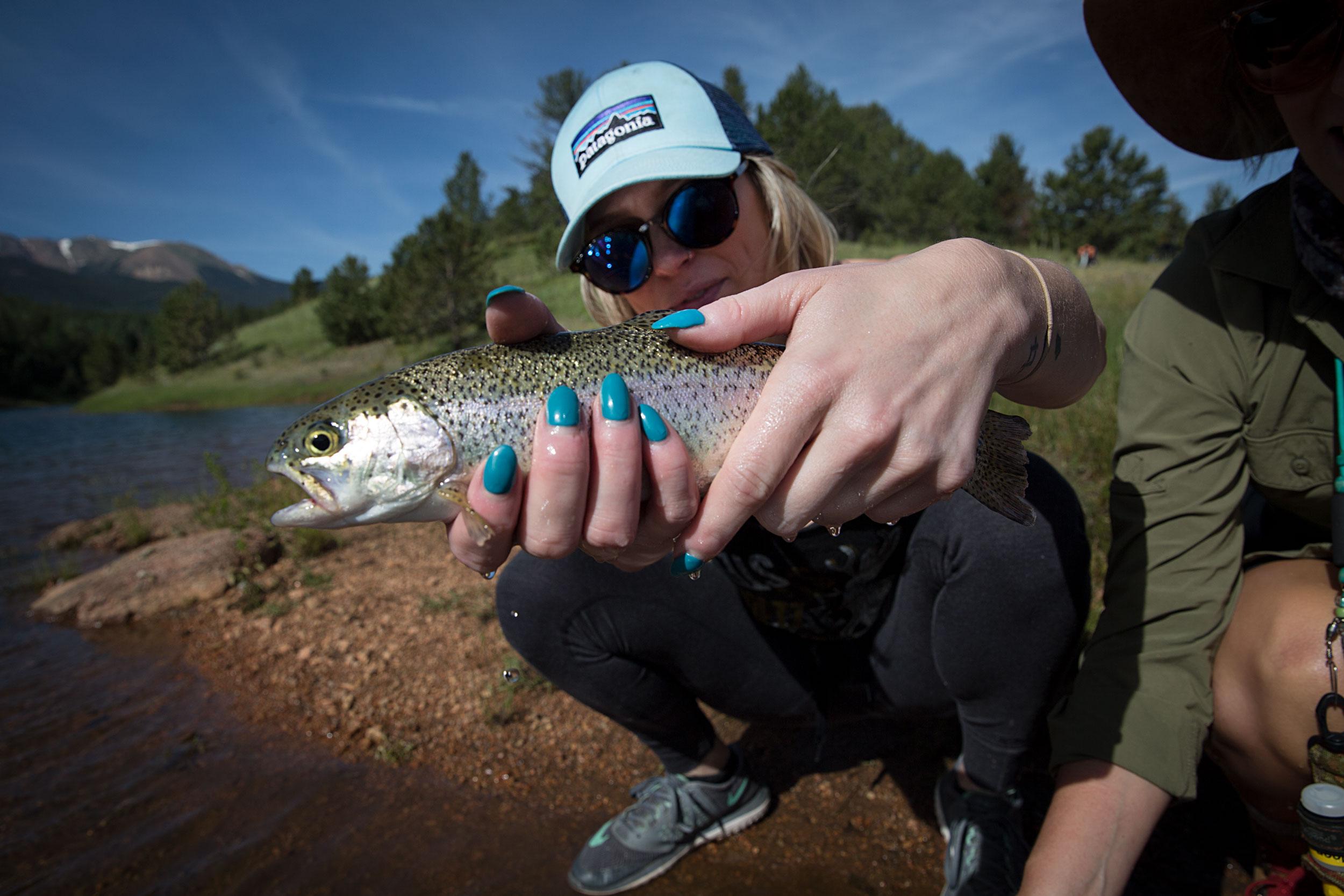 Women Flyfishing Scholarship