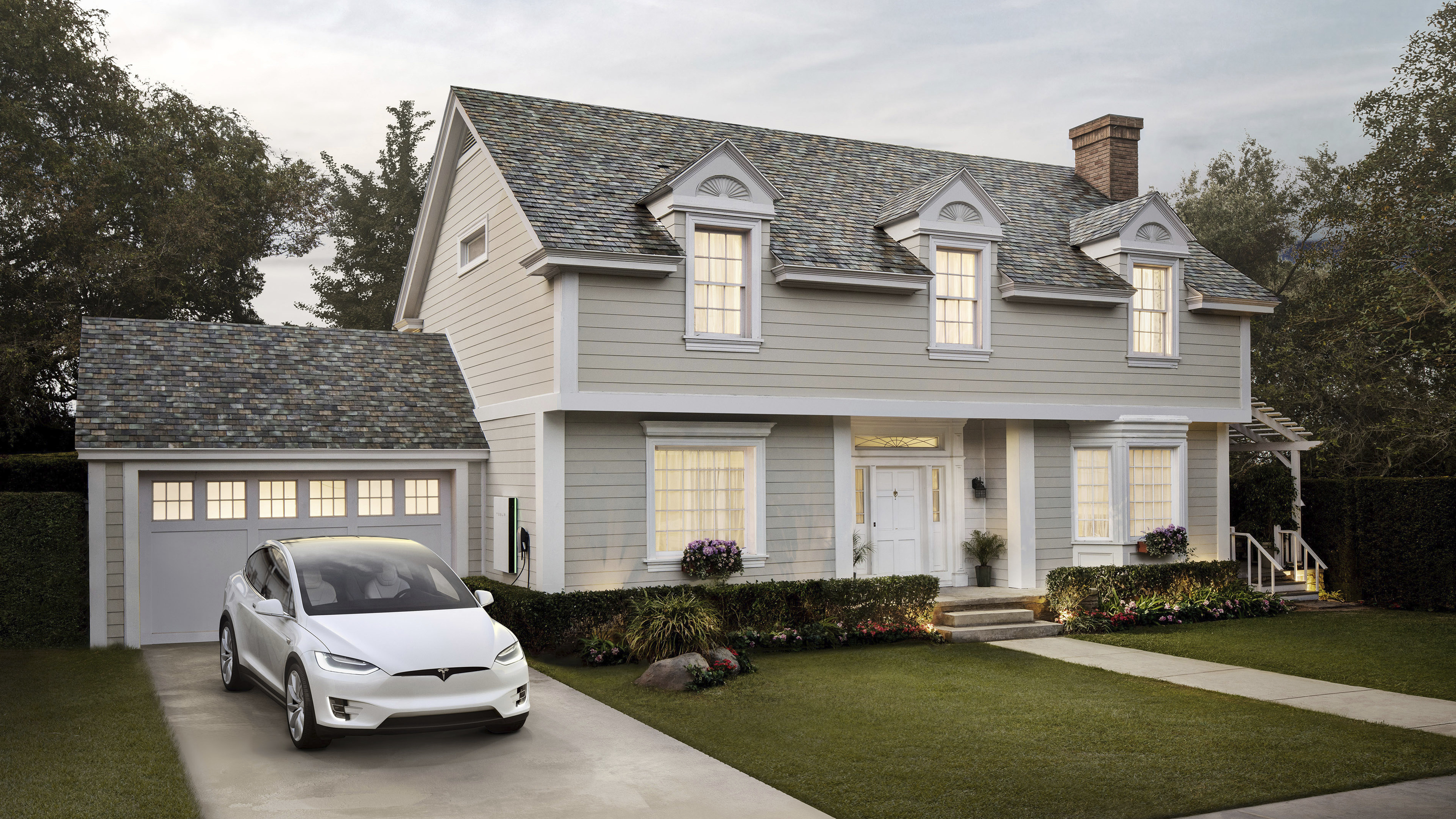 Tesla Begins Taking Orders For Its Solar Energy Roof Tile Systems Colorado Public Radio