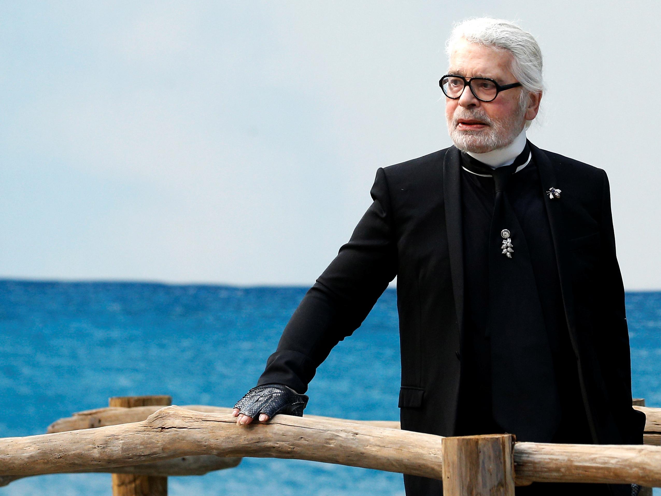 Karl Lagerfeld Dies A High Priest Of High Fashion Colorado Public Radio