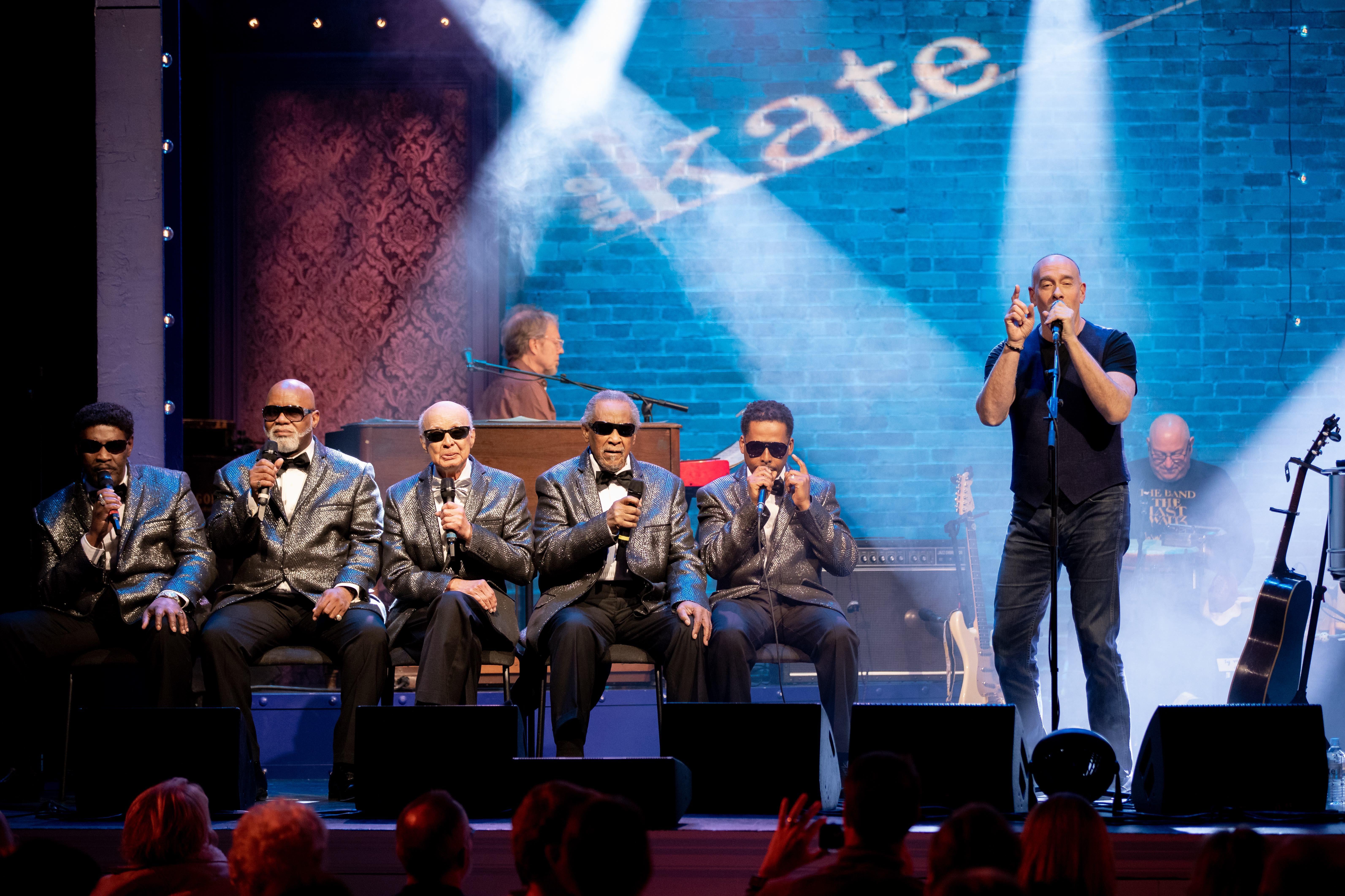 Marc Cohn and Blind Boys of Alabama