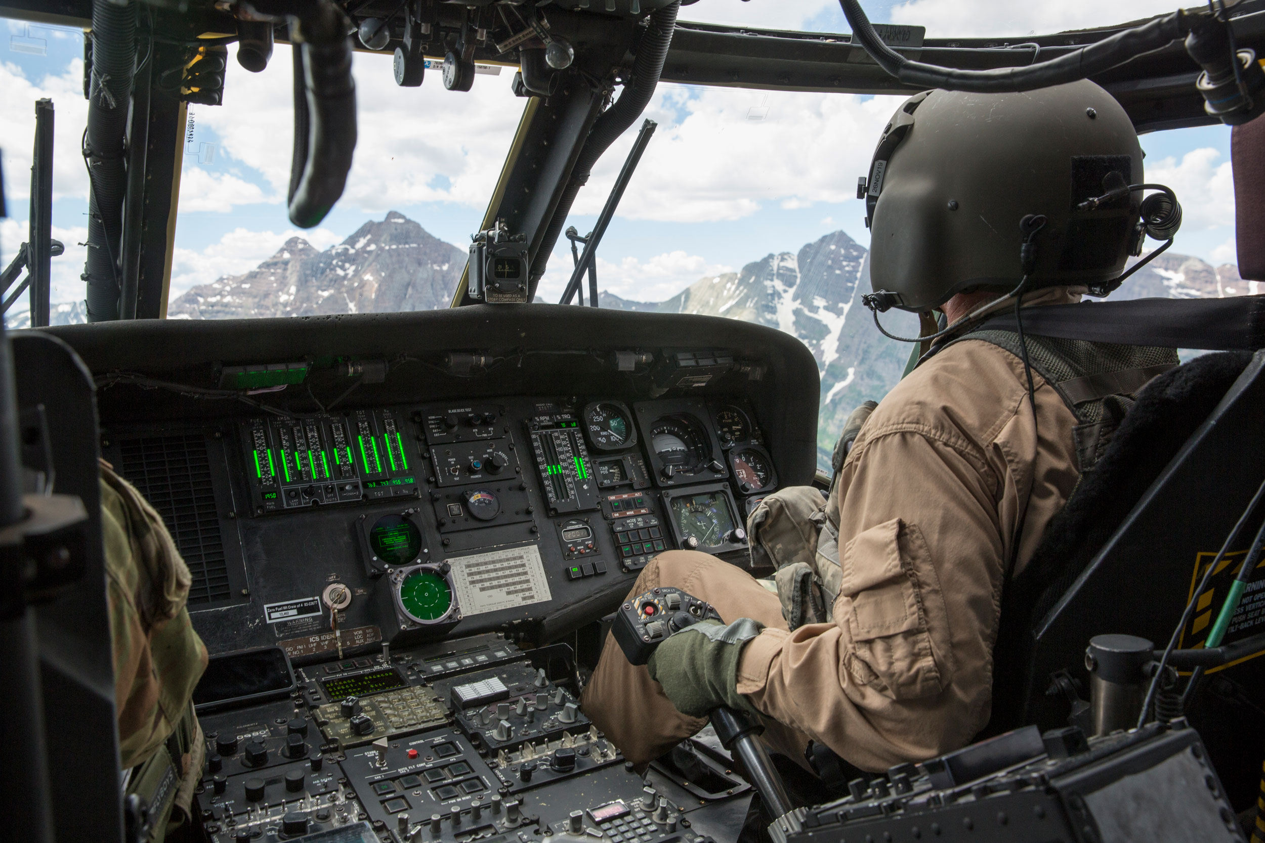 HAATS High Altitude Aviation Training Site Eagle Army National Guard