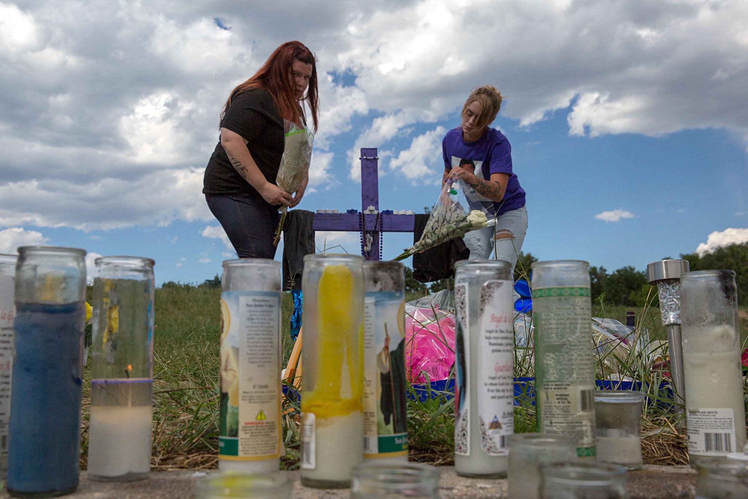 Bailey Shooting Memorial