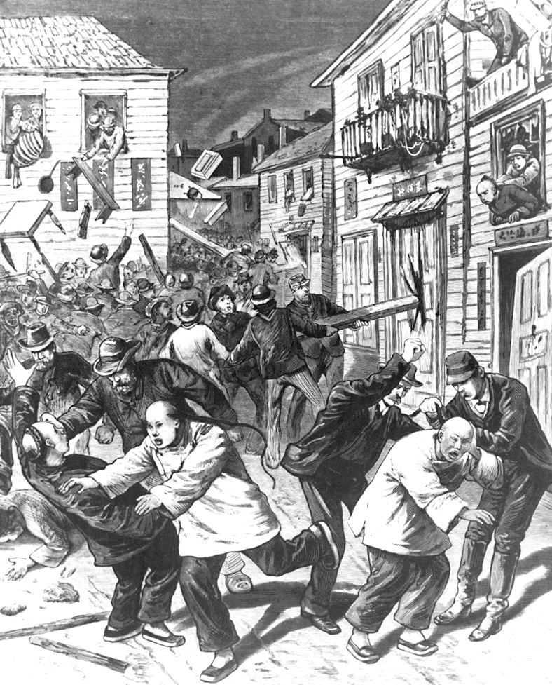 On Halloween Nearly 150 Years Ago An Anti Chinese Riot Broke Out In Denver It Was The City S First Race Riot Colorado Public Radio