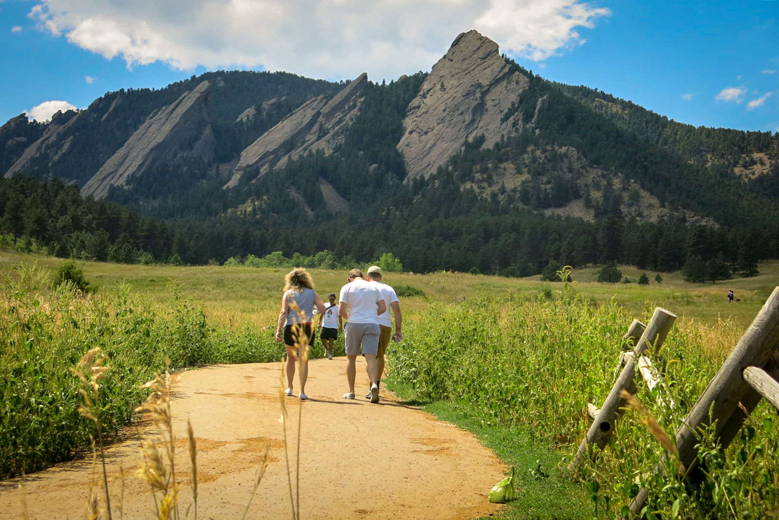 Boulder's open space faces new challenges today with 6.25 million annual visitors to trails, more than Rocky Mountain National Park.