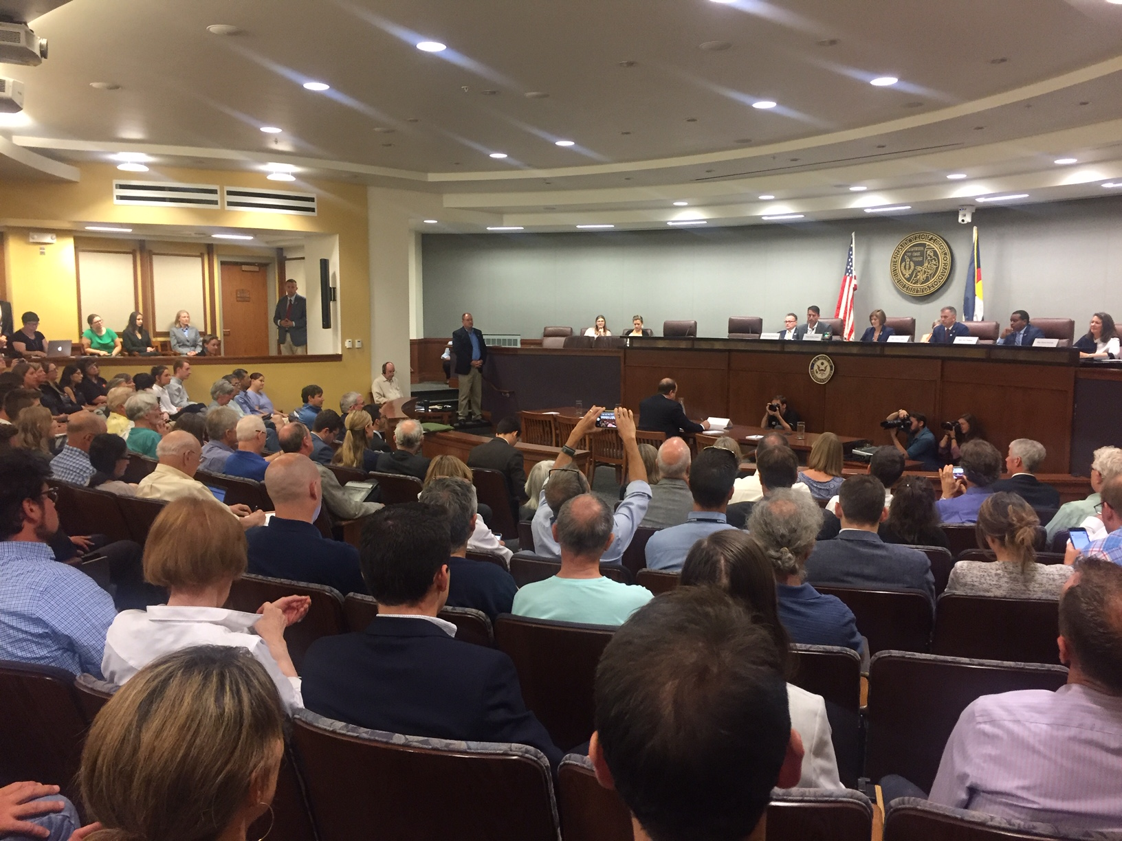 First Congressional Field Hearing of the U.S. House Select Committee on the Climate Crisis