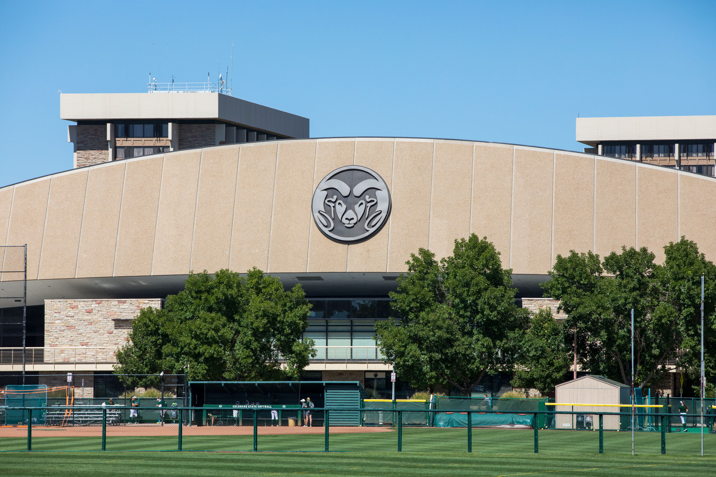 COLORADO STATE UNIVERSITY MOBY ARENA