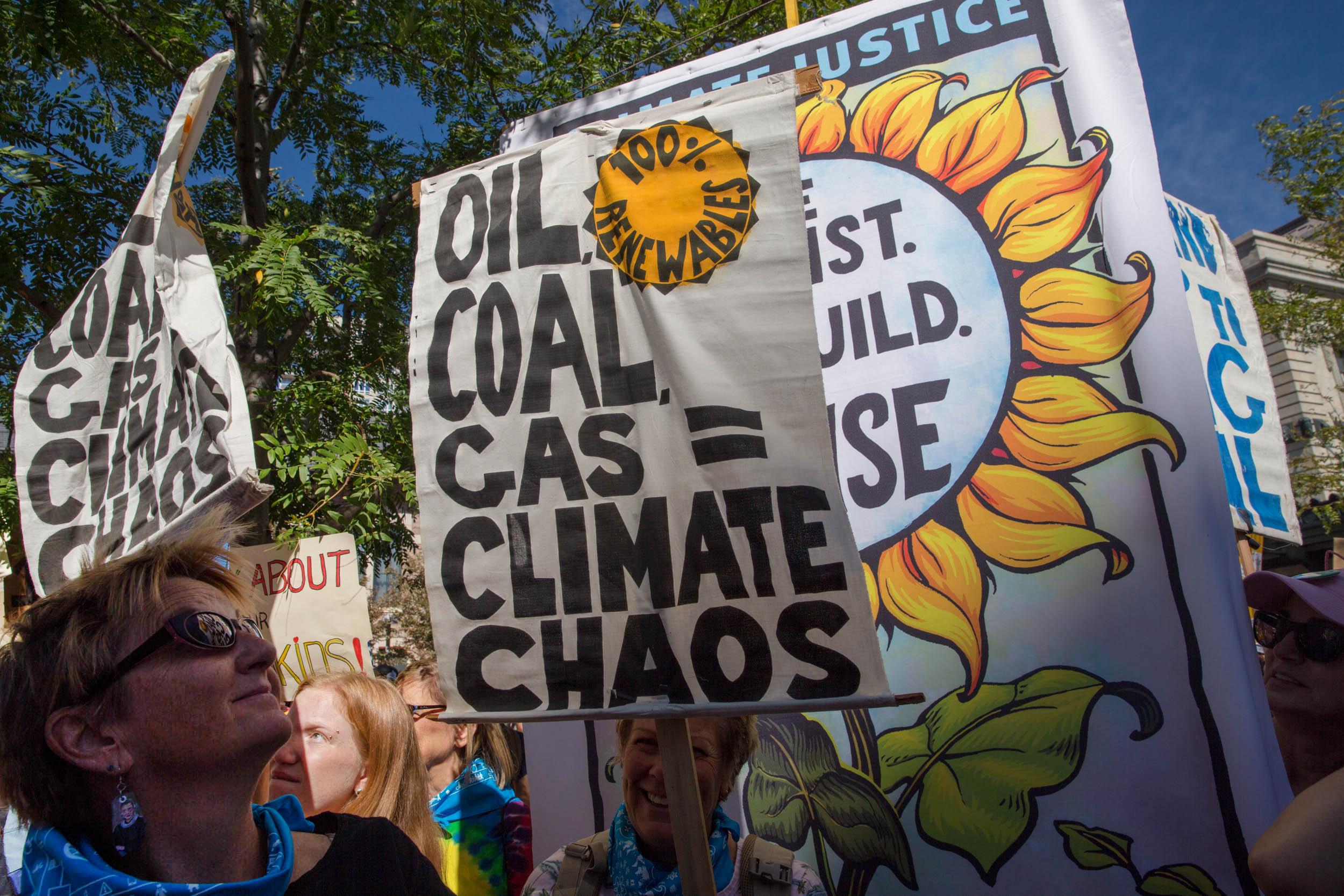 190920 Climate Strike Denver