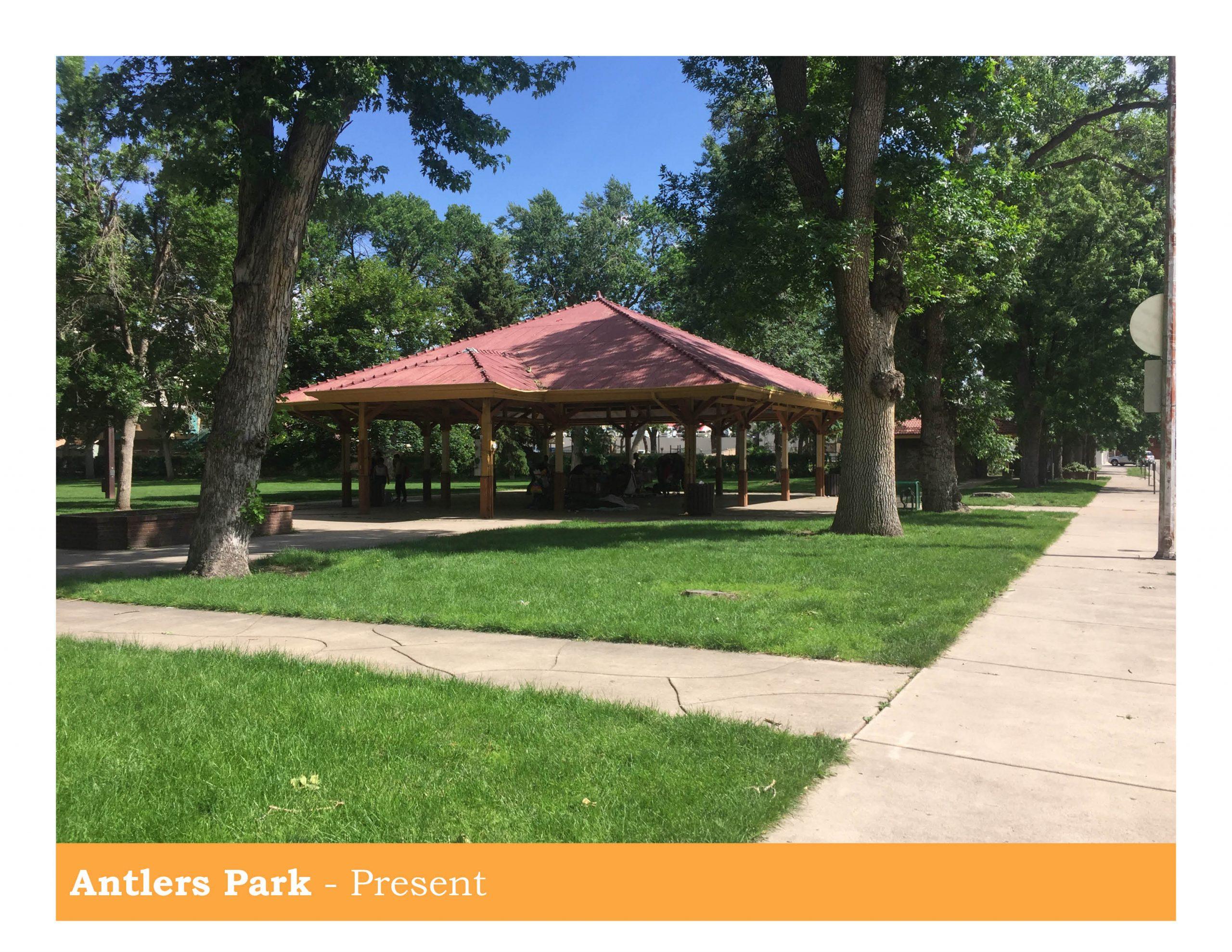 Antlers Park.