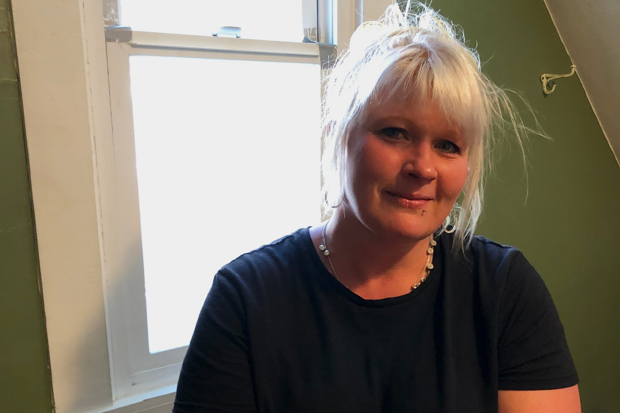 Melinda McDowell sought medication-assisted treatment for her addiction to meth. She has been sober for over a year now.