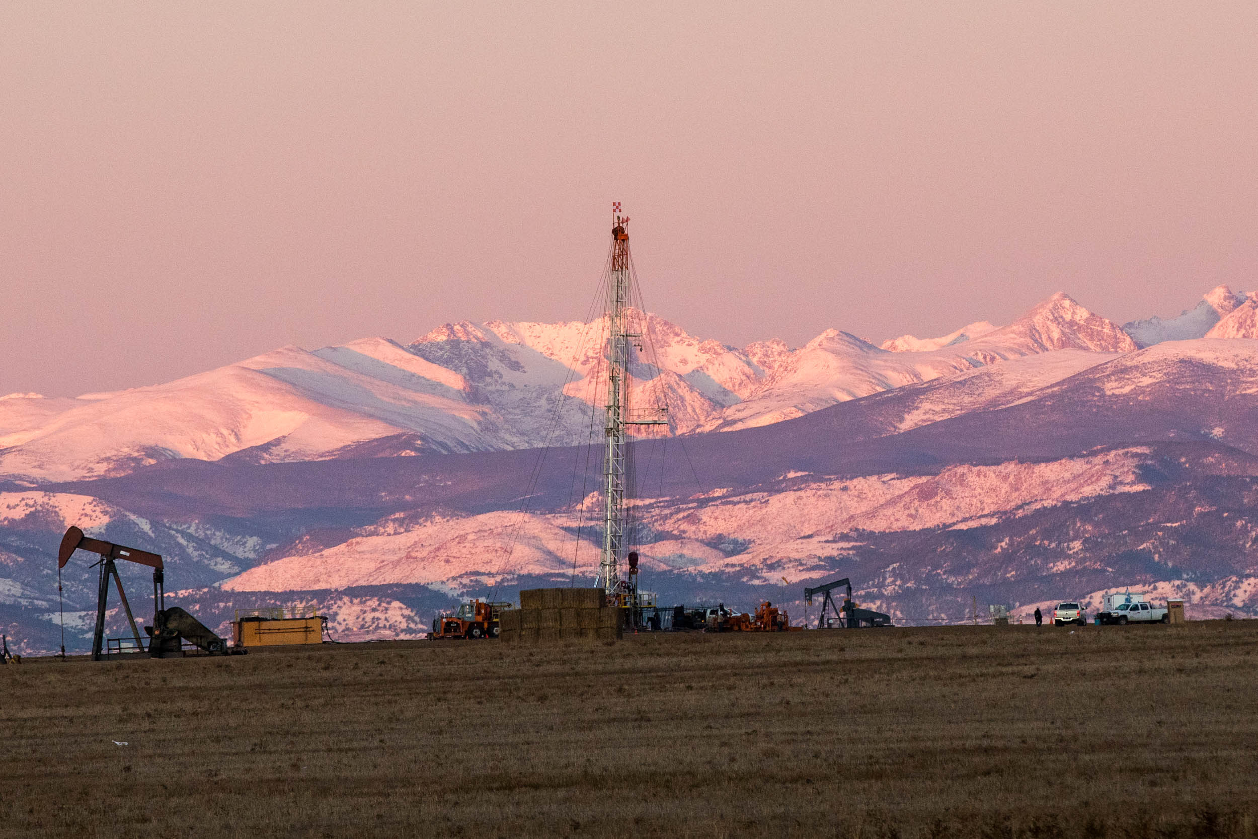 Weld County Oil Drilling
