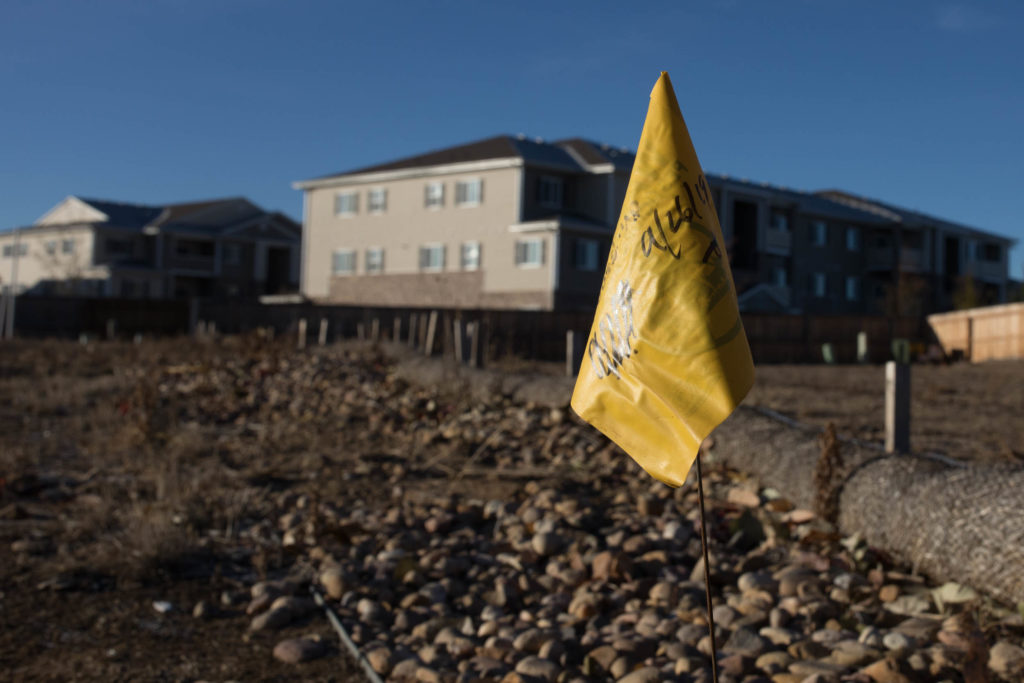 FIRESTONE HOME EXPLOSION SITE OCTOBER 2019
