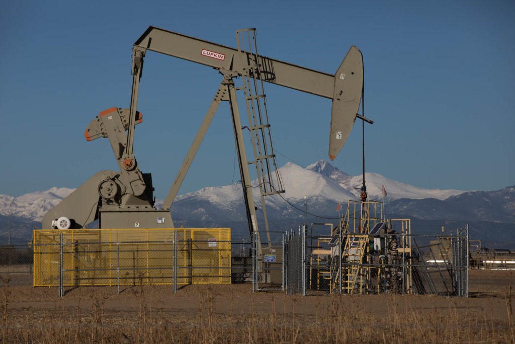Weld County Oil And Gas Drilling Extraction