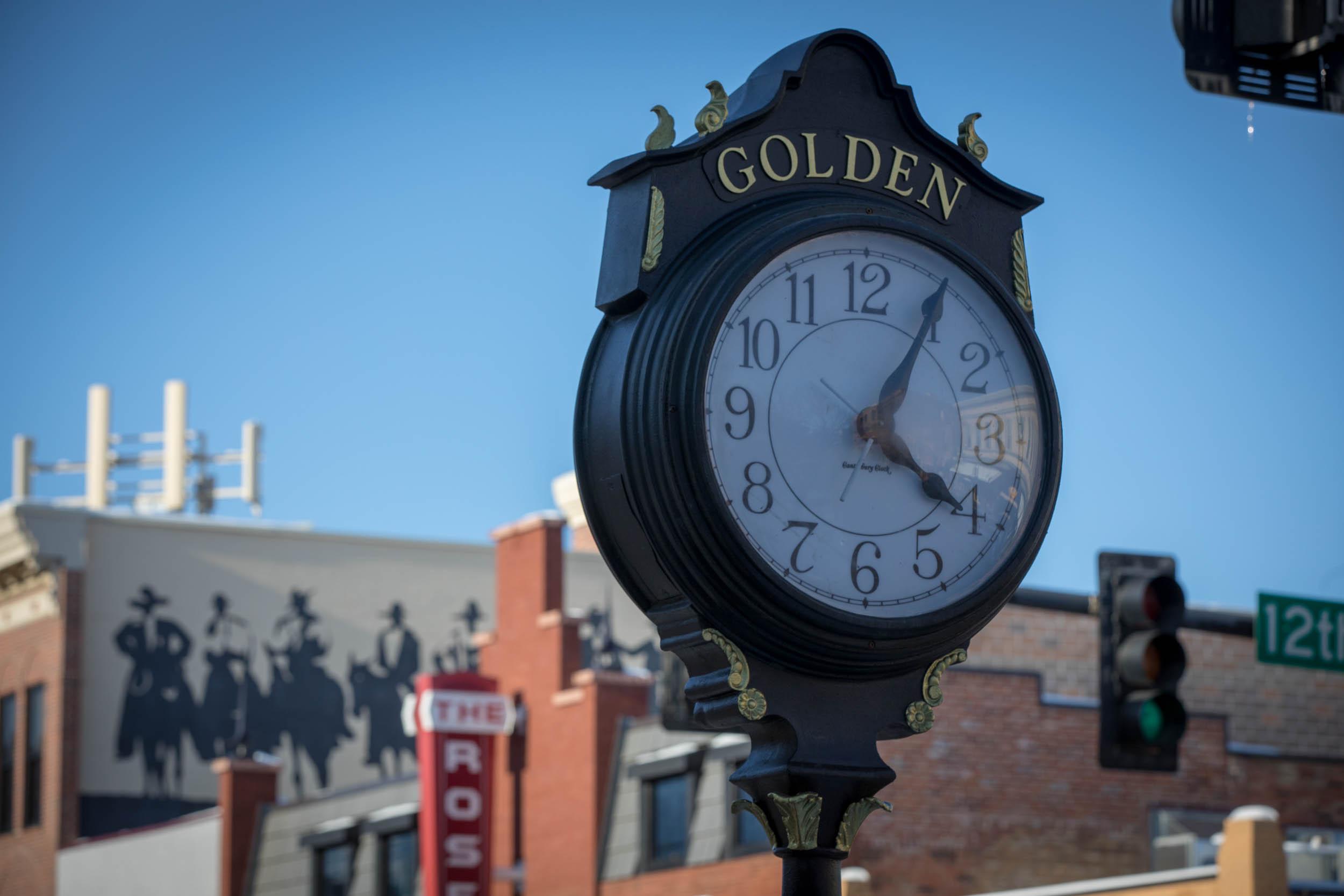 Downtown Golden
