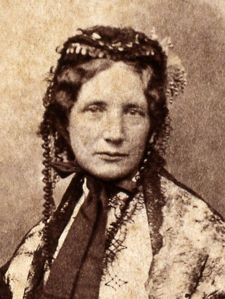 "Harriet Beecher Stowe's horror work is featured in the anthology ""More Deadly Than The Male."""