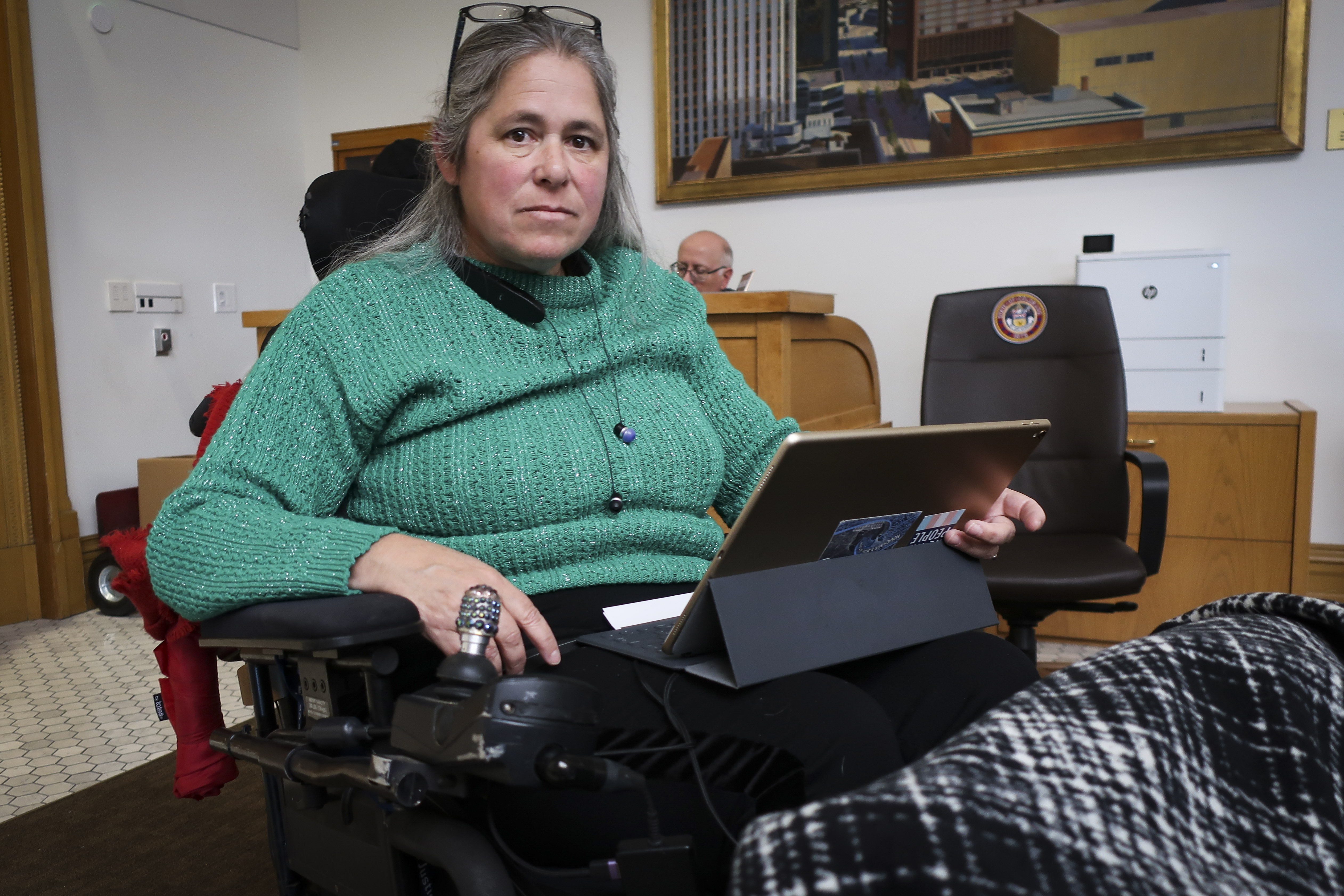 Julie Reiskin is executive director of the Colorado Cross-Disability Coalition.