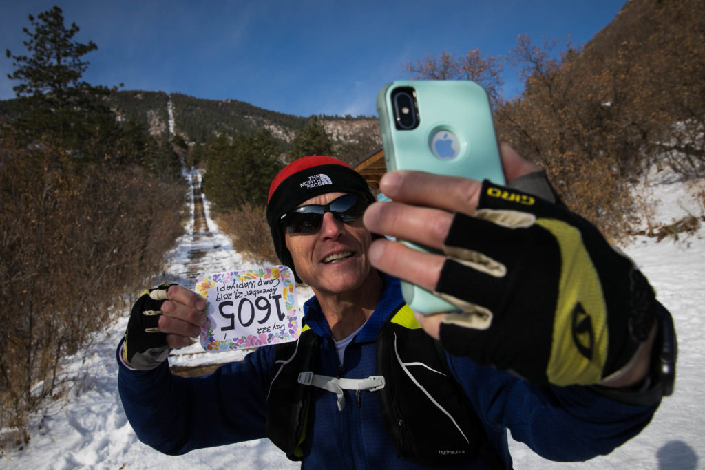 Manitou Incline Record Greg Cummings 2019