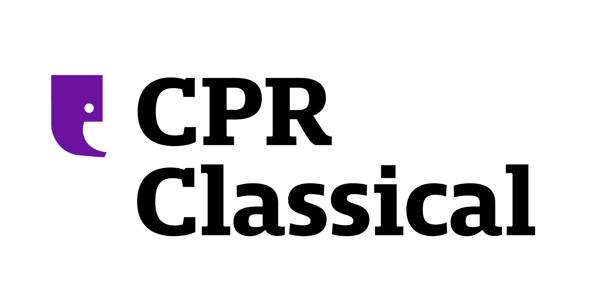 Classical Logo Stacked