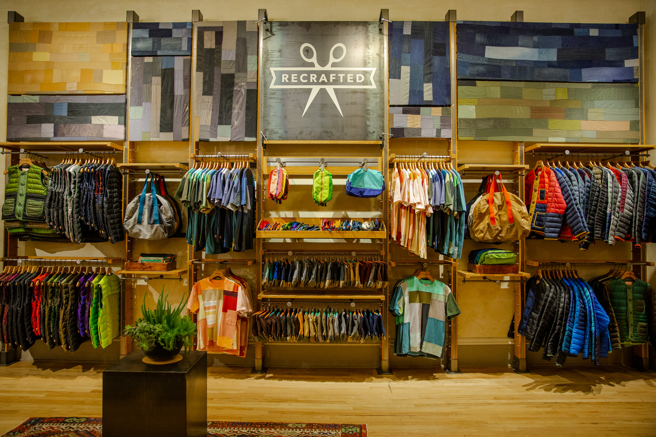 California-based Patagonia will test how best to sell its used clothing at a temporary store in Boulder.