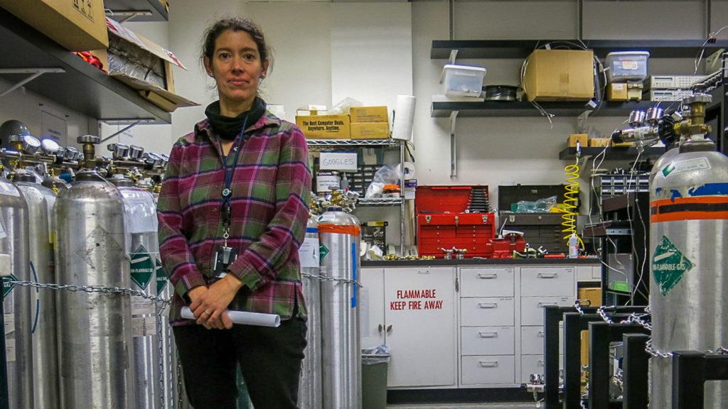 Methane Leaks Grace Hood