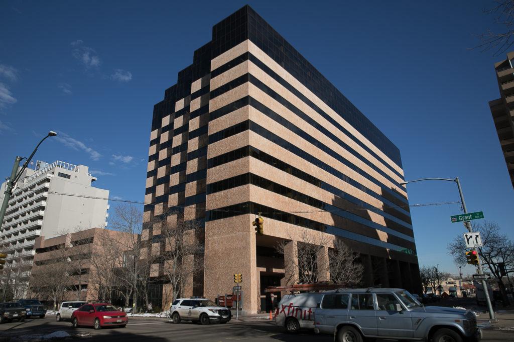 Colorado Public Radio News Downtown Denver HQ Exterior