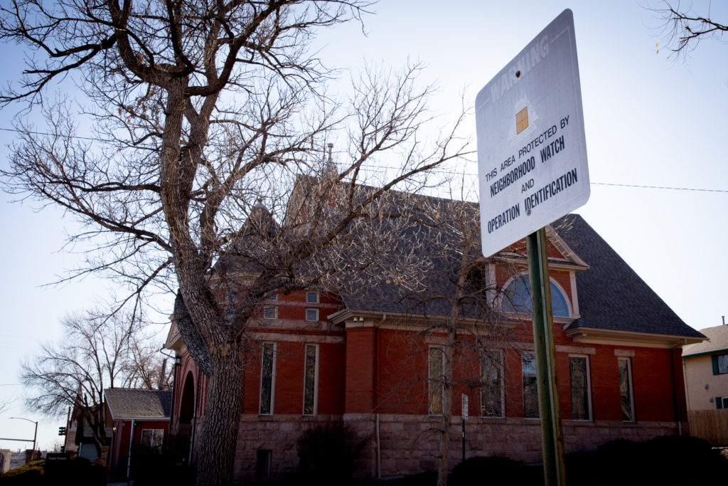 Pueblo Temple Emanuel