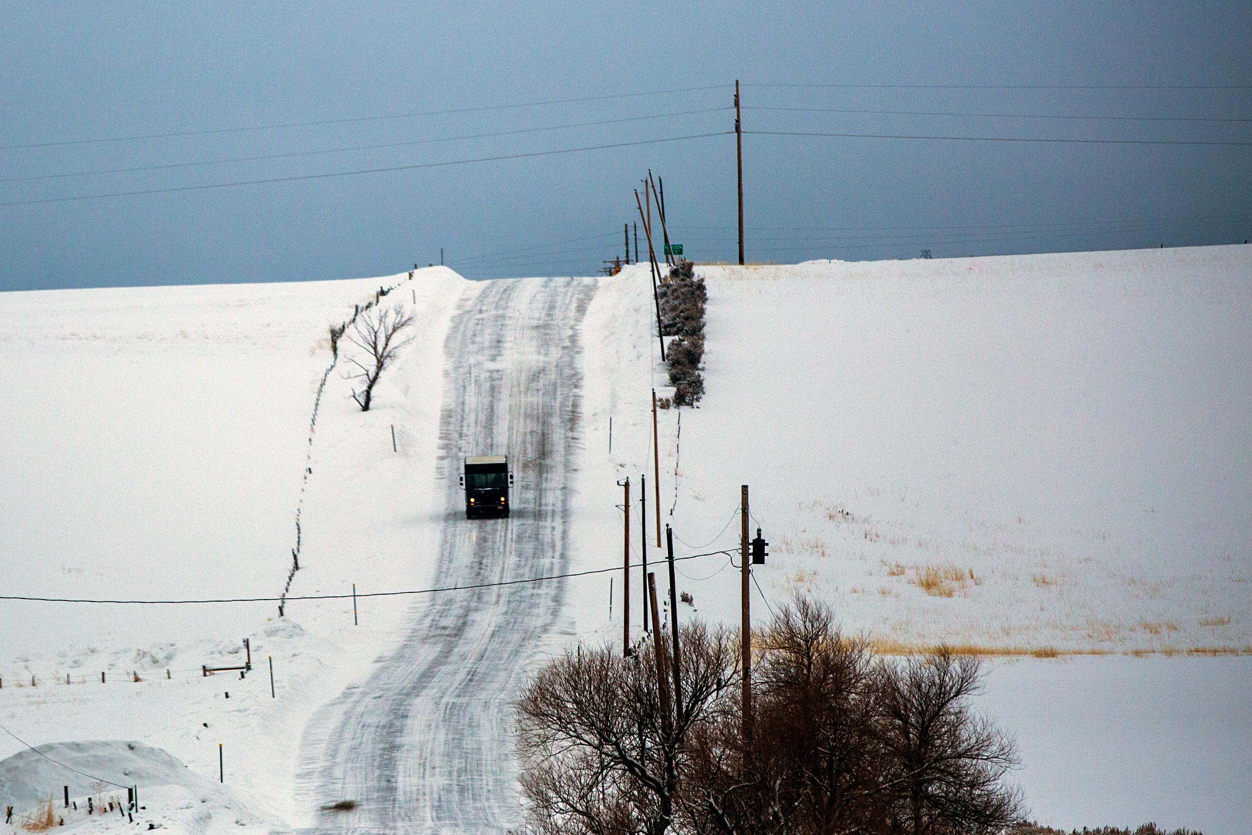 Craig Steamboat Winter Driving