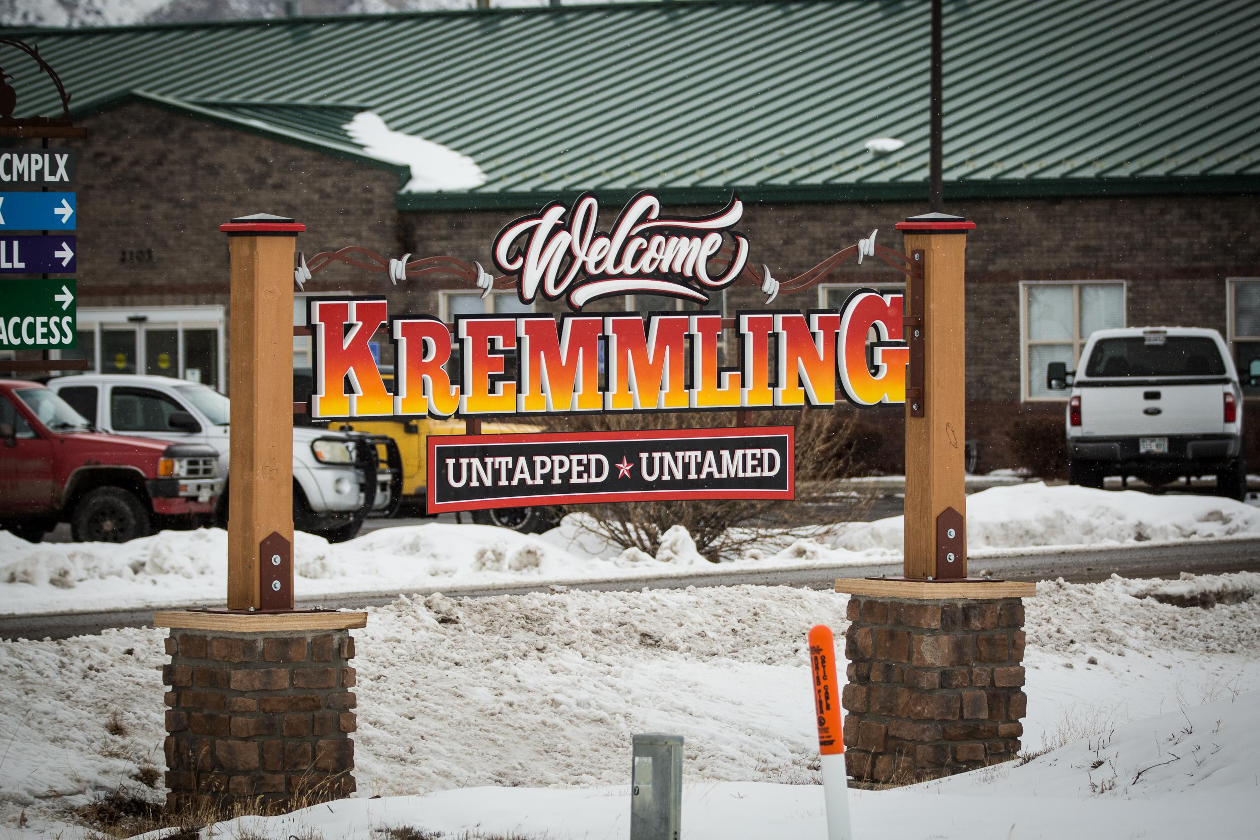Kremmling Signage
