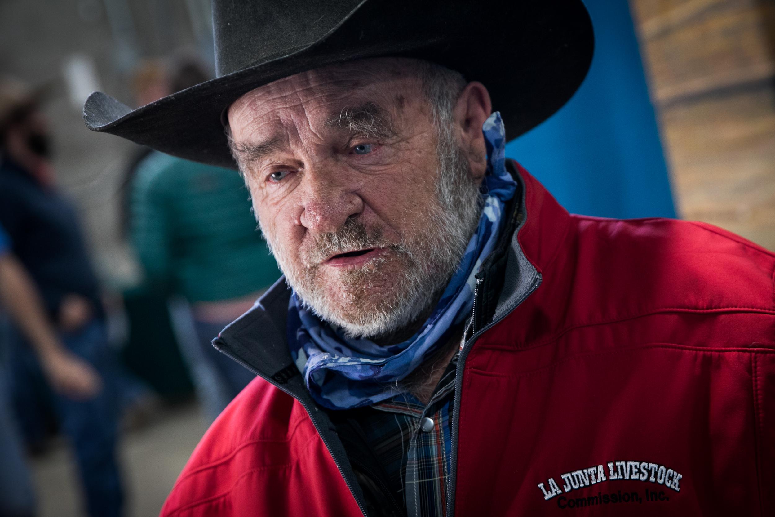 Voter Voices Albert Claunch Monte Vista San Luis Valley