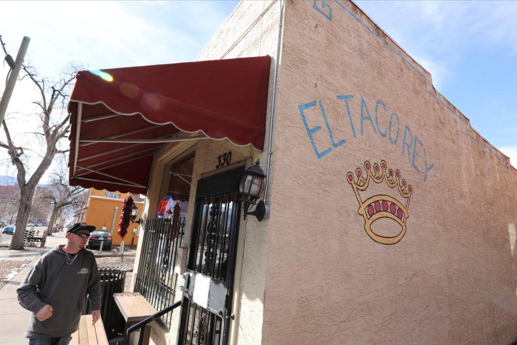 El Taco Rey in Colorado Springs