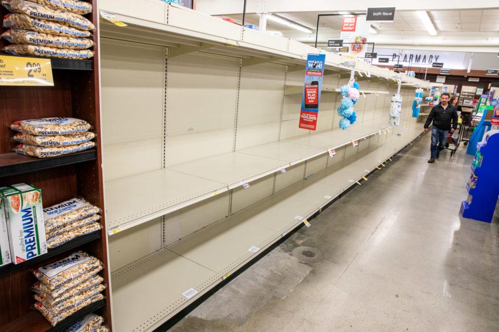 Coronavirus Leadville Supermarket