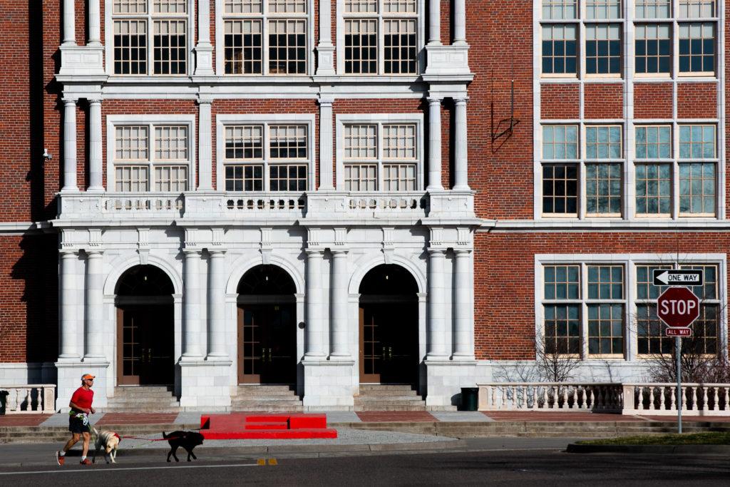 Coronavirus East High School Closed