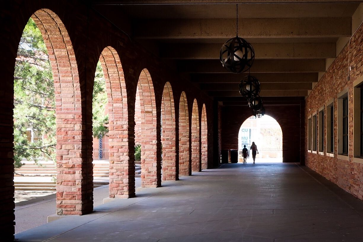 CU Boulder Online Learning Moving Out