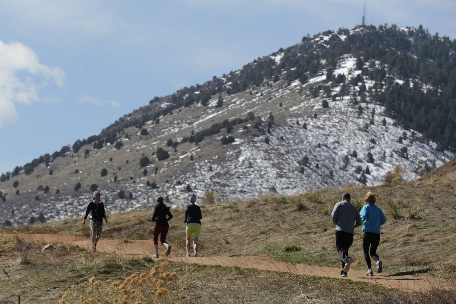 JeffCo Open Space parks, including Matthews Winters,  remain open