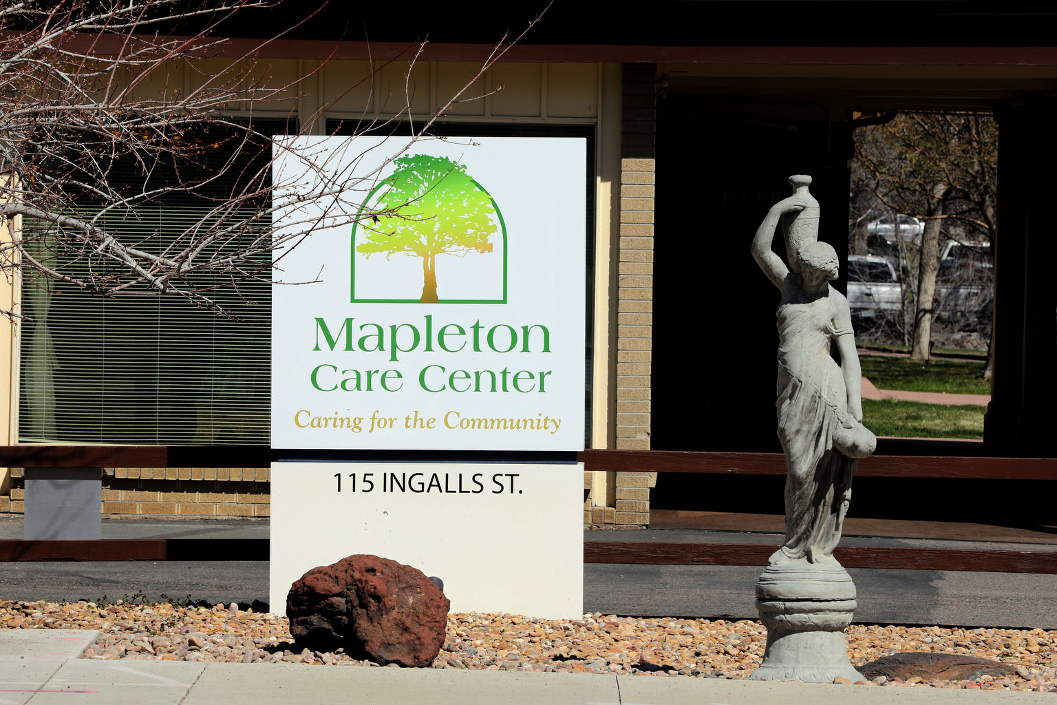 Mapleton Care Center Coronavirus Outbreak