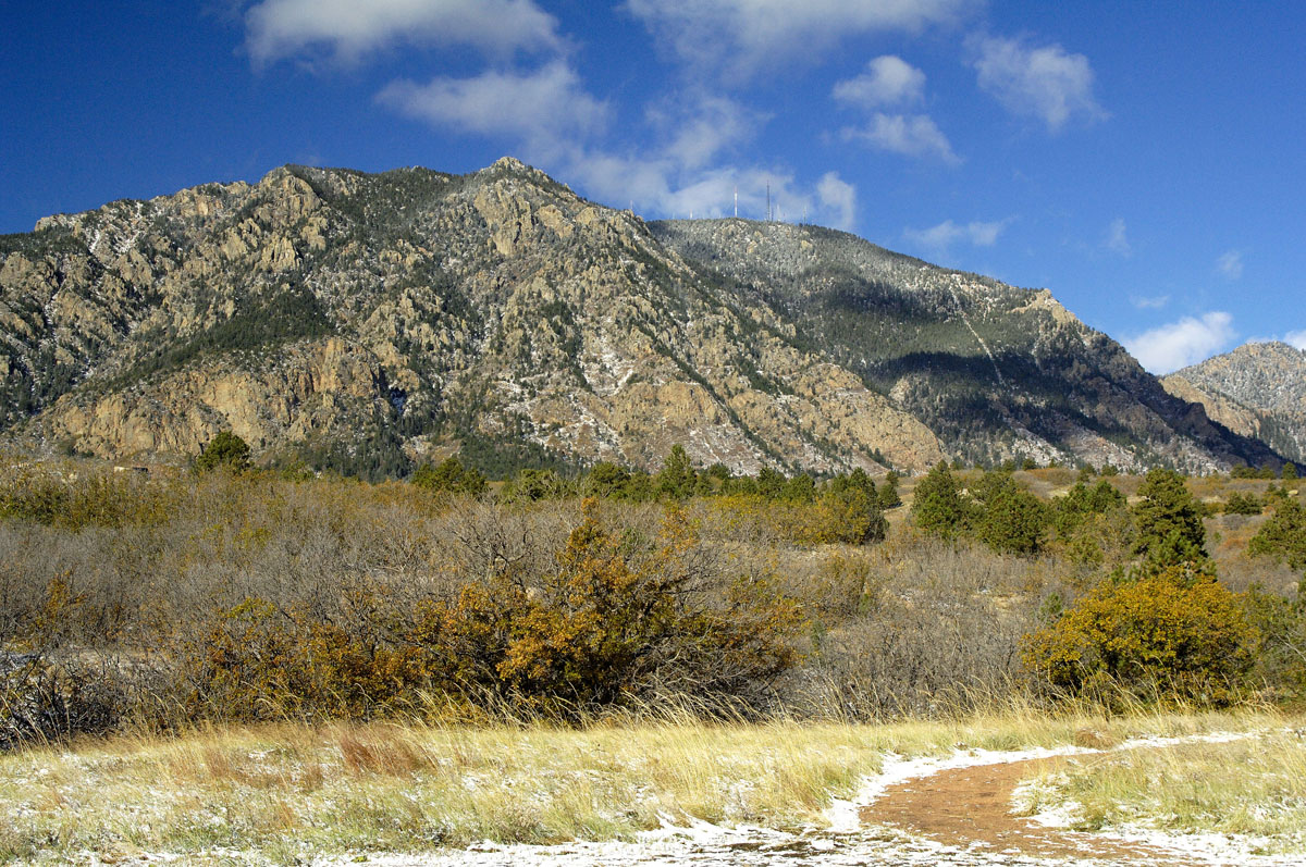 Cheyenne Mountain State Park (2007 file photo)