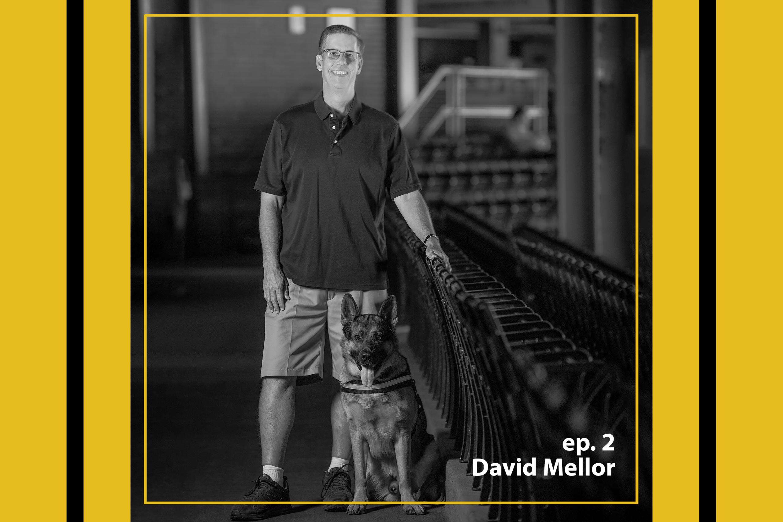 David Mellor - Back From Broken Episode 2