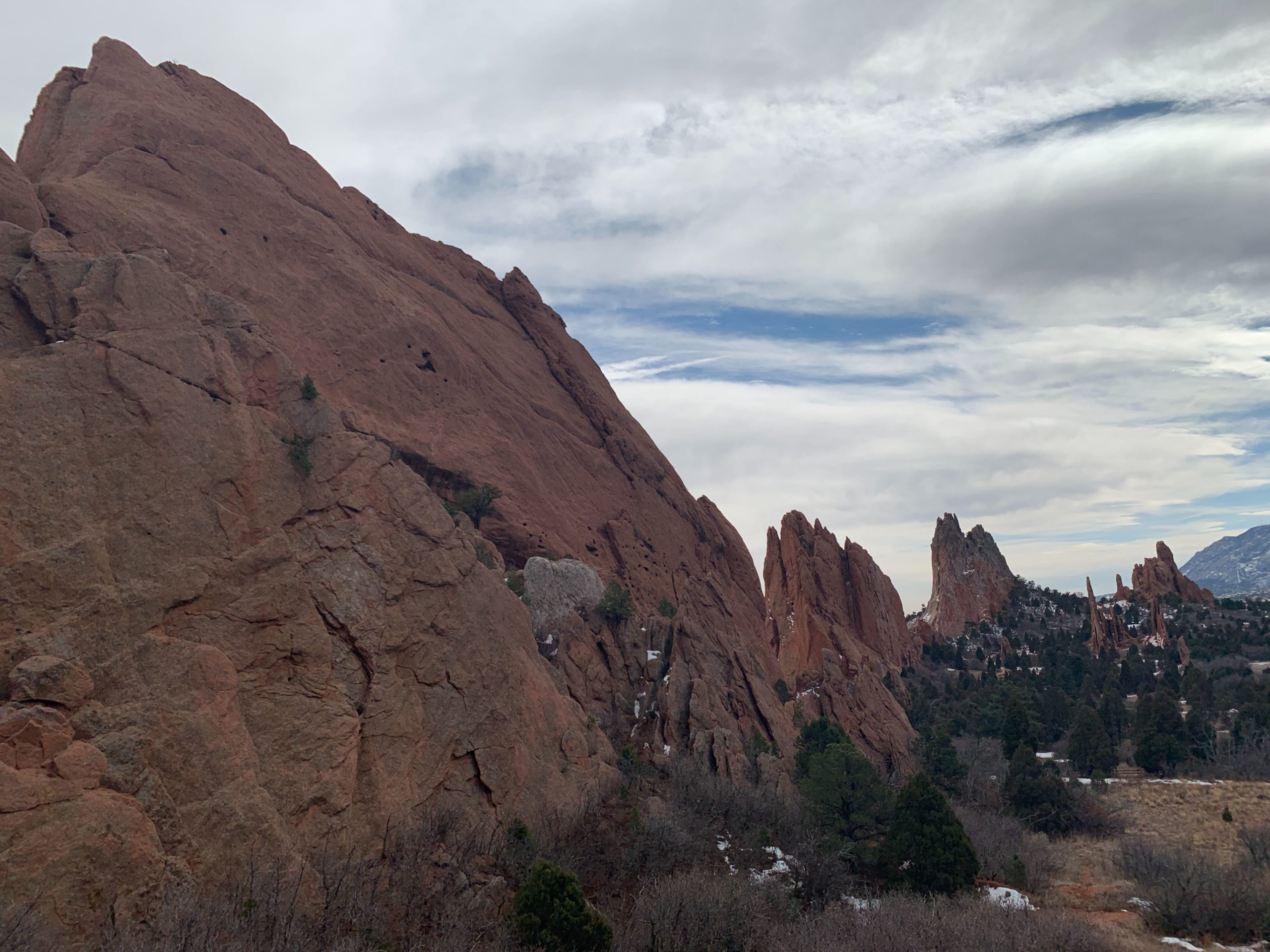 Garden of the Gods is one place that illustrates the evolution of Colorado Springs.