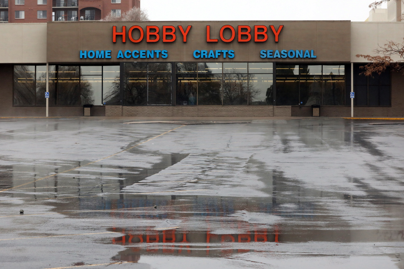Hobby Lobby Closed On Monaco In Denver