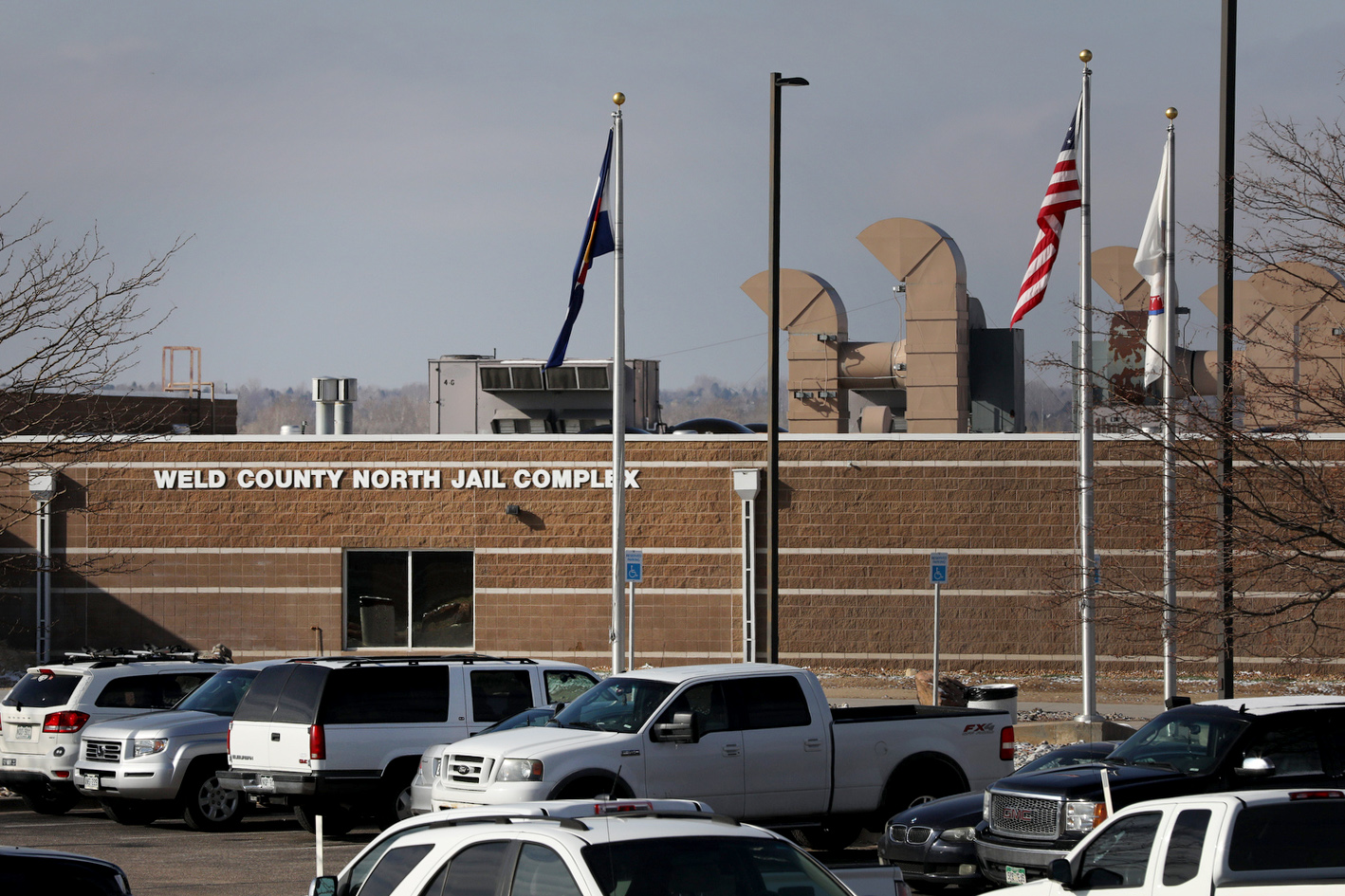 Weld County North Jail Complex in Greeley