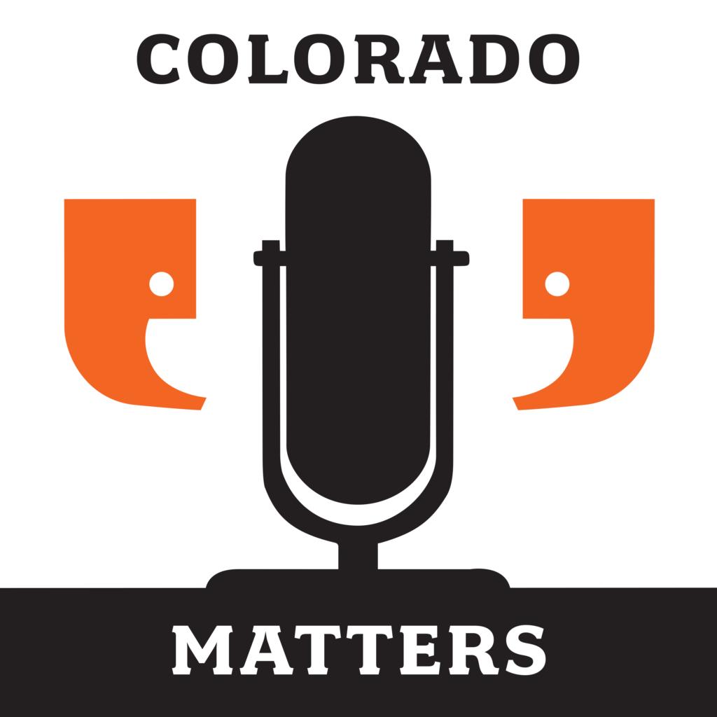 Colorado Matters logo 2020