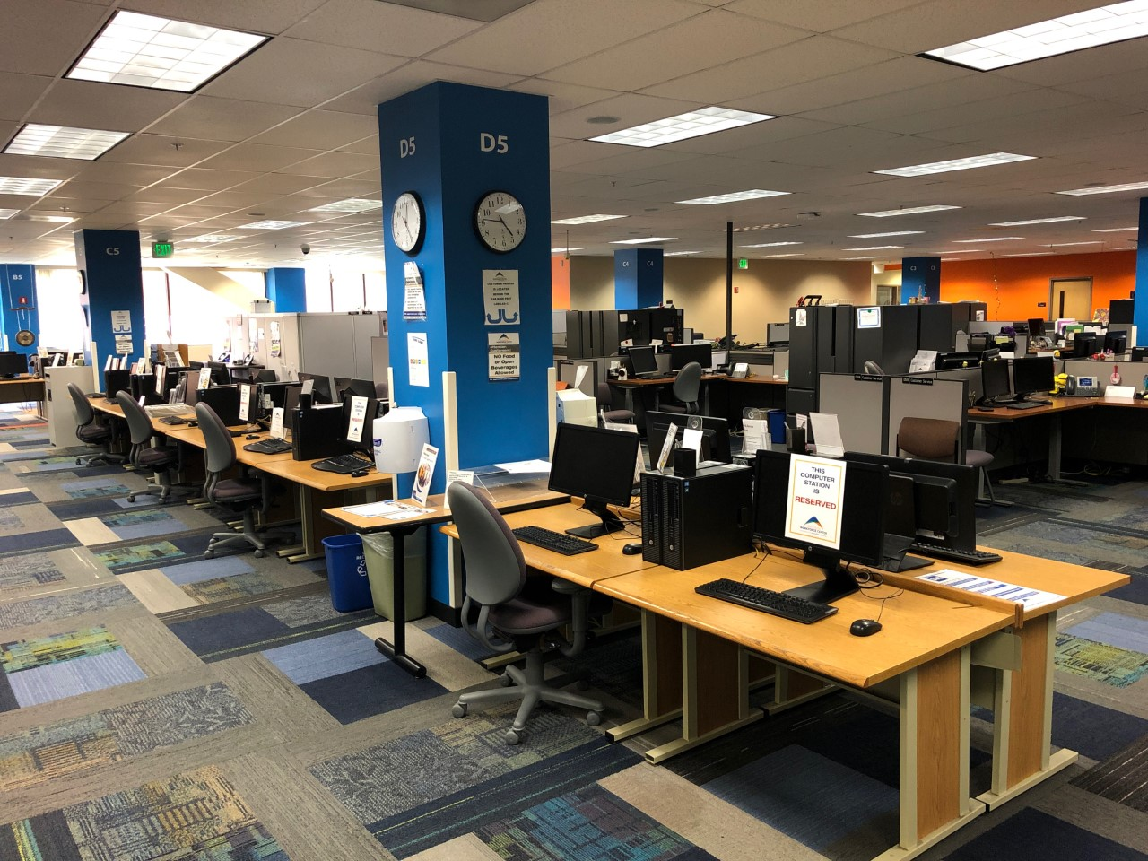 The Pikes Peak Workforce Center aids people in Teller and El Paso Counties on employment resources.