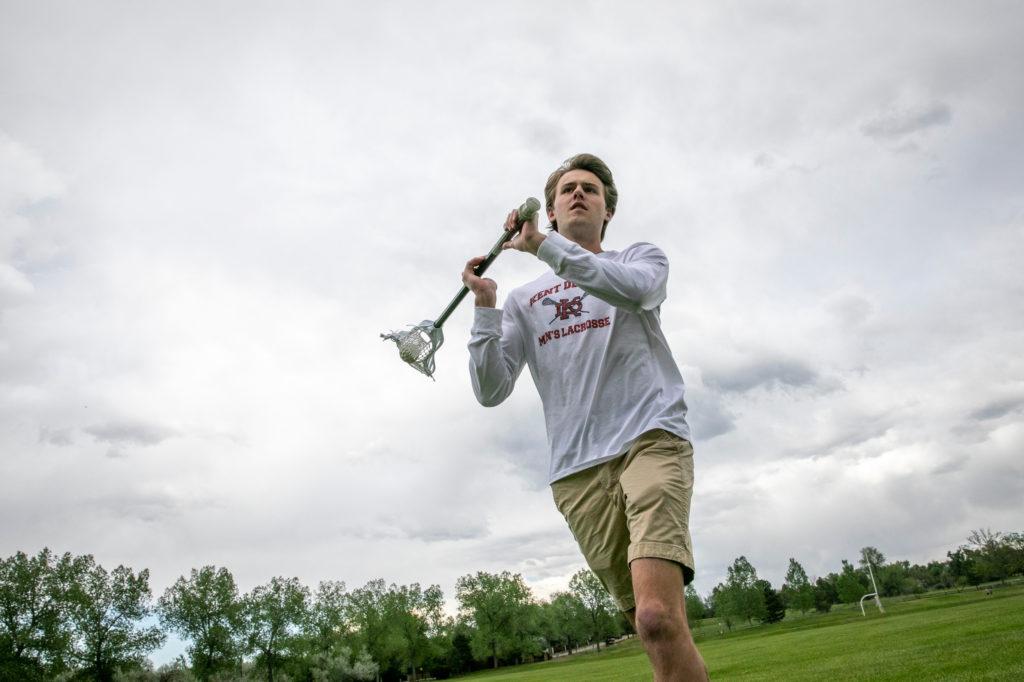 Max Hewitt Denver Kent Lacrosse Season Cancelled
