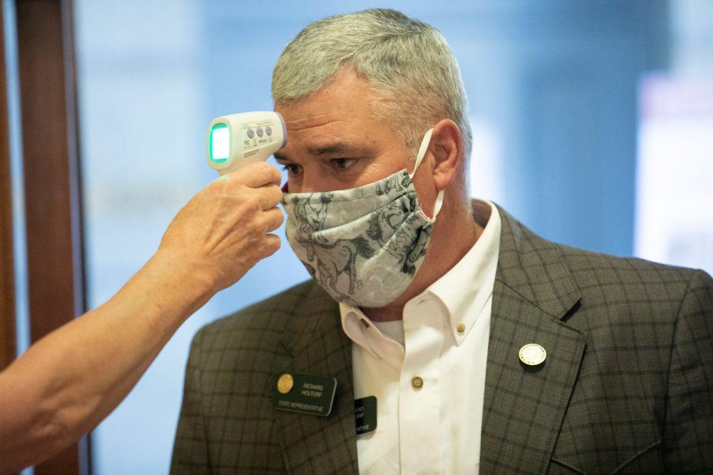 2020 Legislature Richard Holtorf Face Mask