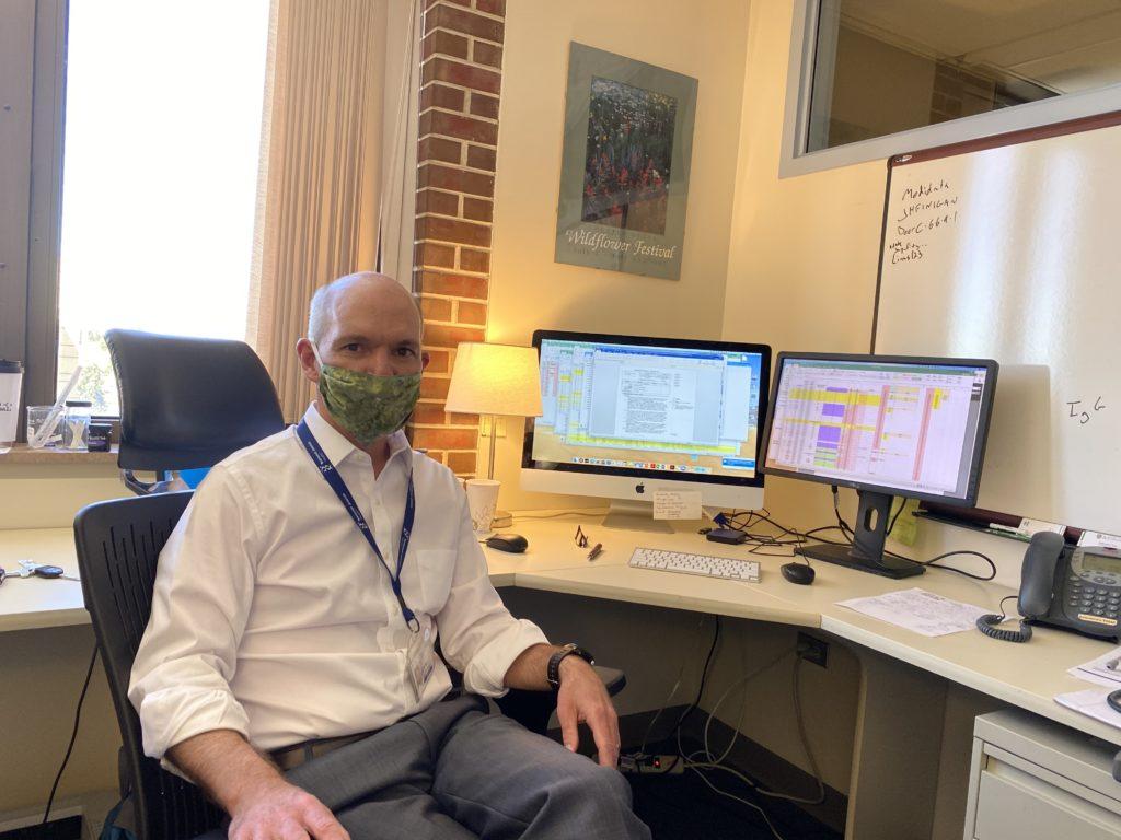To illustrate Andrea Dukakis story on antibody testing at National Jewish Health
